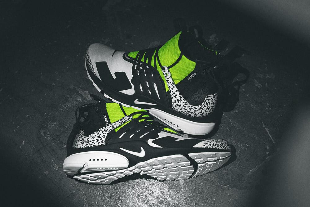 ACRONYM x Nike air Presto Mid | SOLD