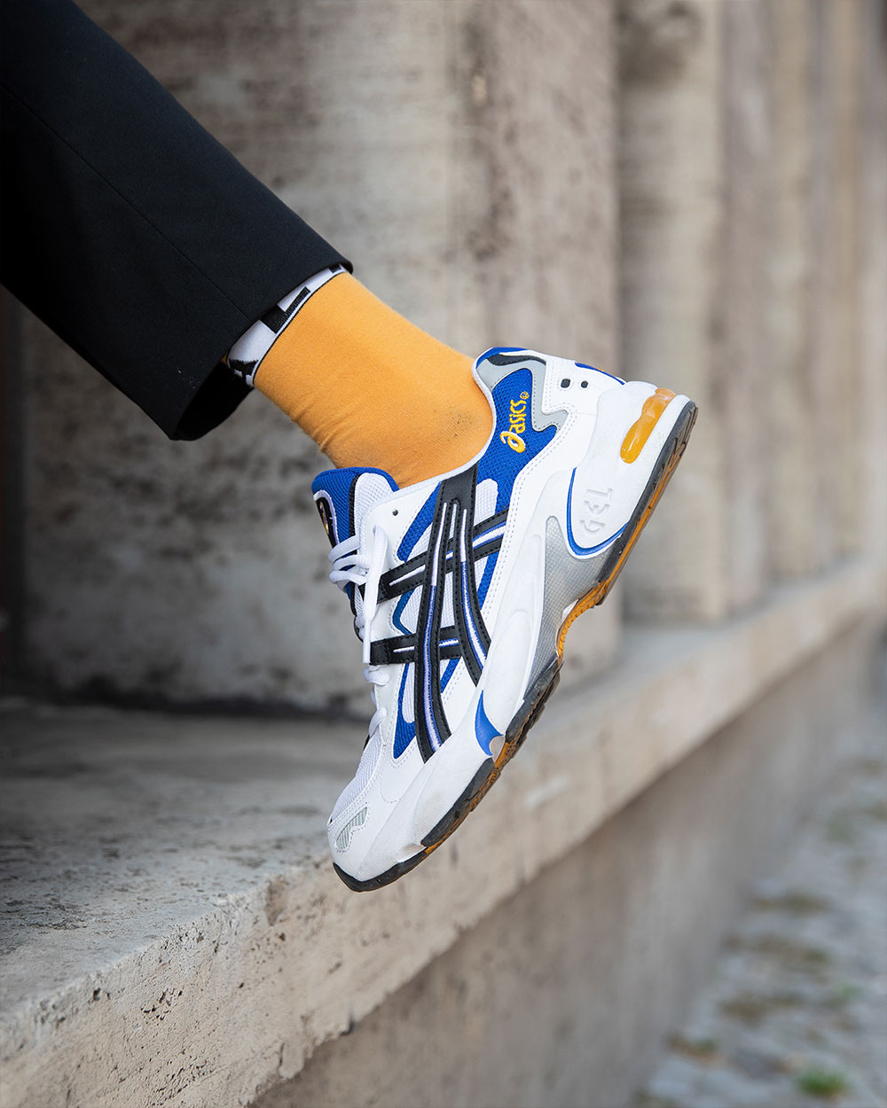 ASICS Drops a Bold New Colorway of the GEL KAYANO 5 360