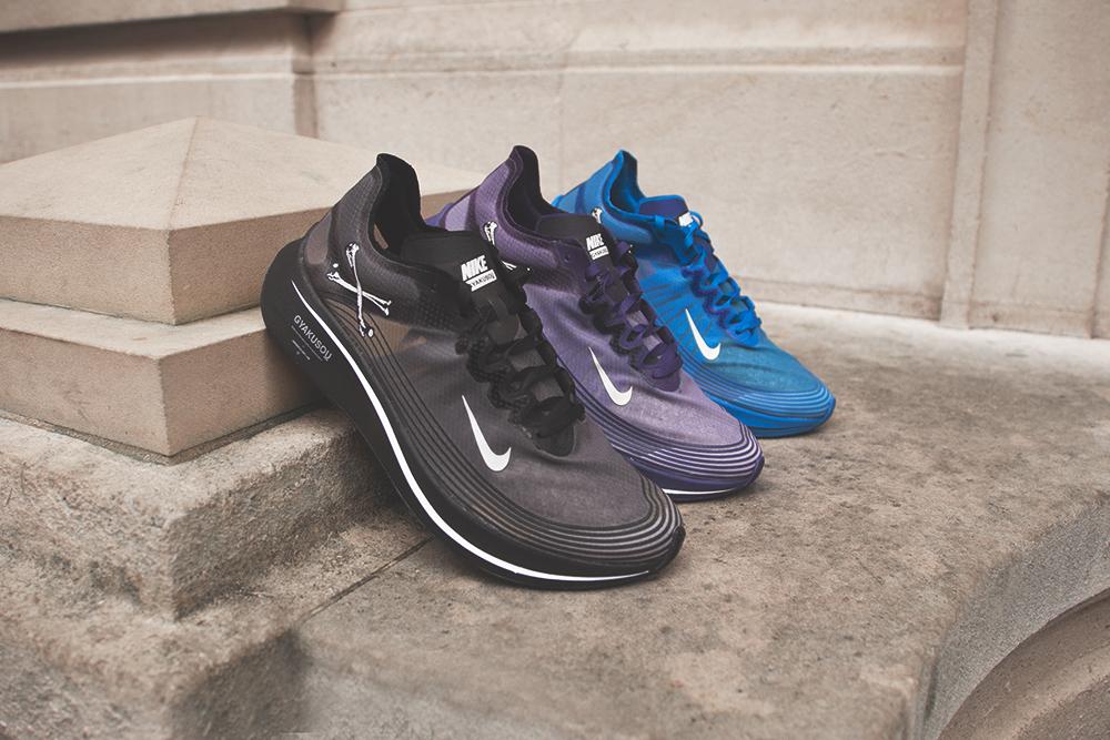 Nike x Gyakusou Zoom Fly SP | Now Available