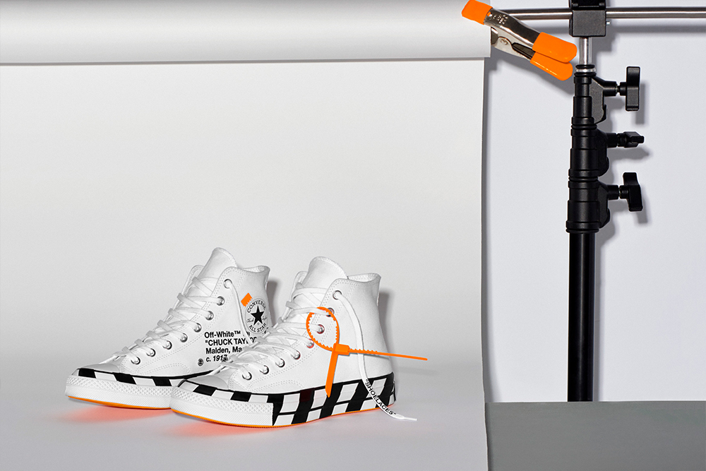 OFF-WHITE x Converse Chuck Taylor All Star 70 'THE TEN' | SOLD-OUT