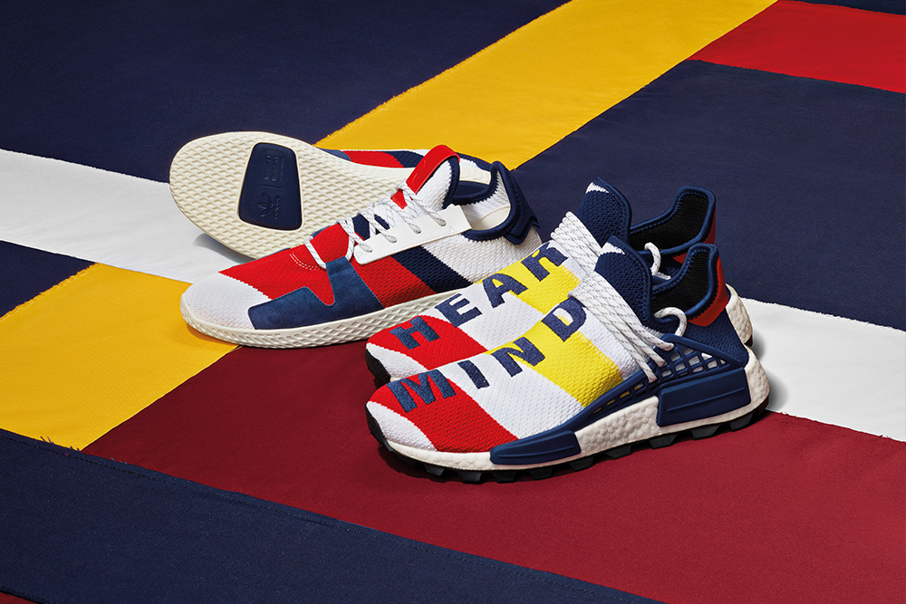adidas Originals by BILLIONAIRE BOYS CLUB Hu NMD | RAFFLE RELEASE