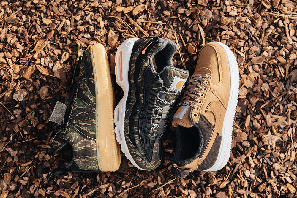 Nike x Carhartt WIP | Now available