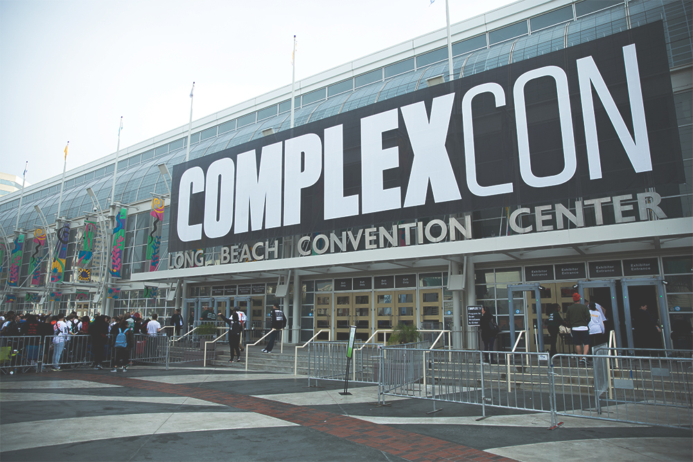 ComplexCon 2018 Recap | Fila Silva