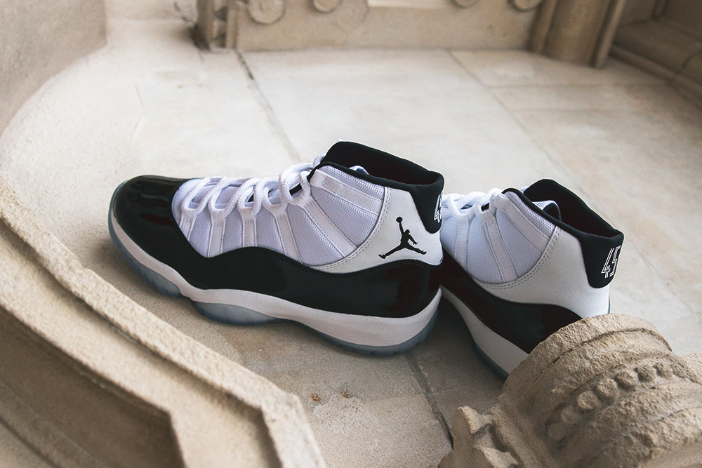 Nike Air Jordan XI 'Concord' | Now Available