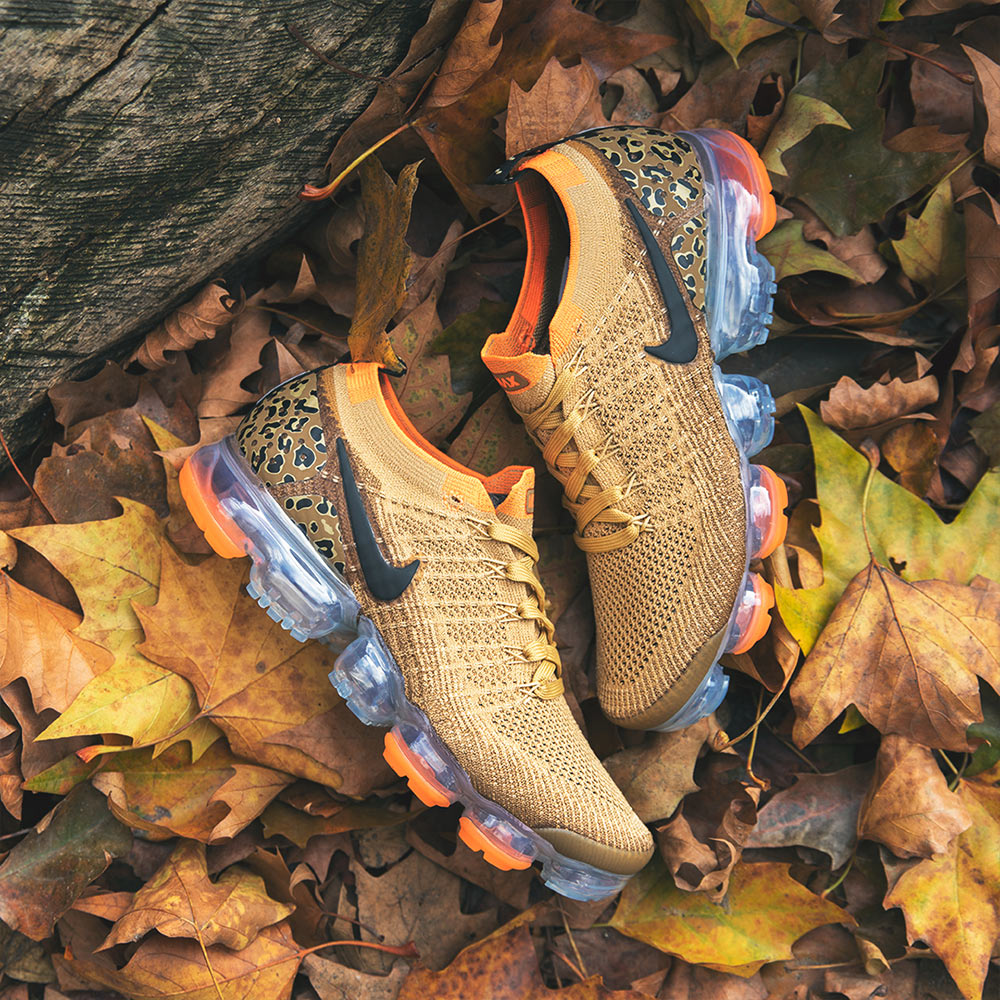 bddce25b2707 The Nike Air VaporMax Flyknit 2.0 Safari Pack 'Leopard' will be available  Friday 16th November, sizes range from UK6 – UK12 (including half sizes),  ...