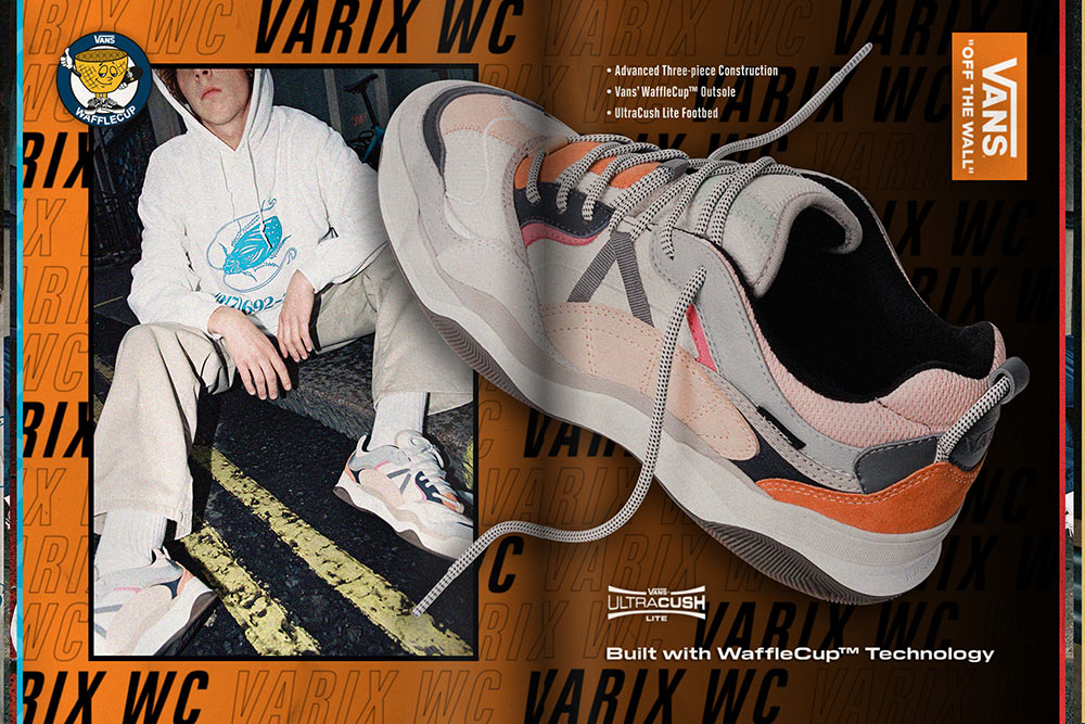 Vans Varix WC | Now available