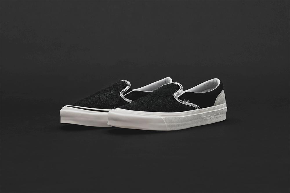 Footpatrol x Vans VAULT   Now available