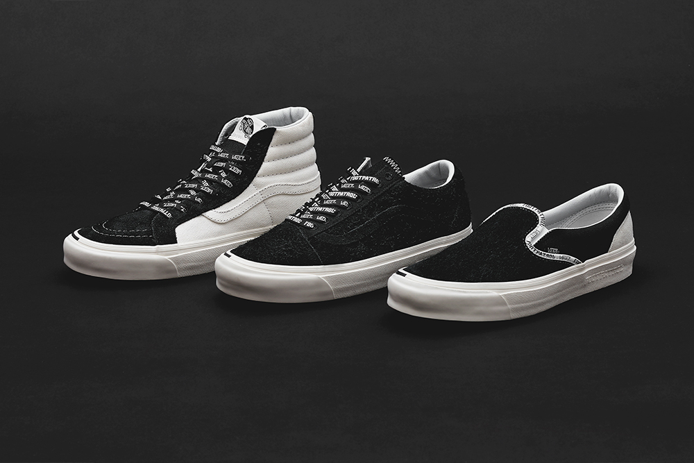 Footpatrol x Vans VAULT | Now available