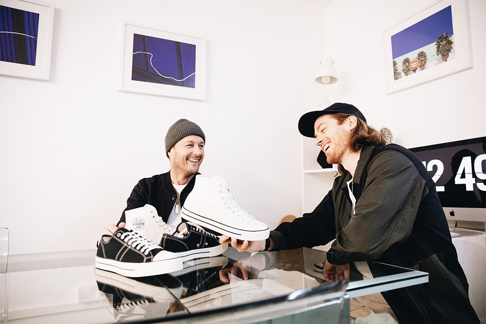Converse Lucky Star Collection | An Interview with The Drop Date