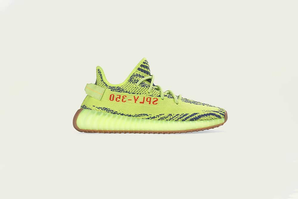 adidas YEEZY BOOST 350 V2 'Semi-Frozen Yellow' | Now Available