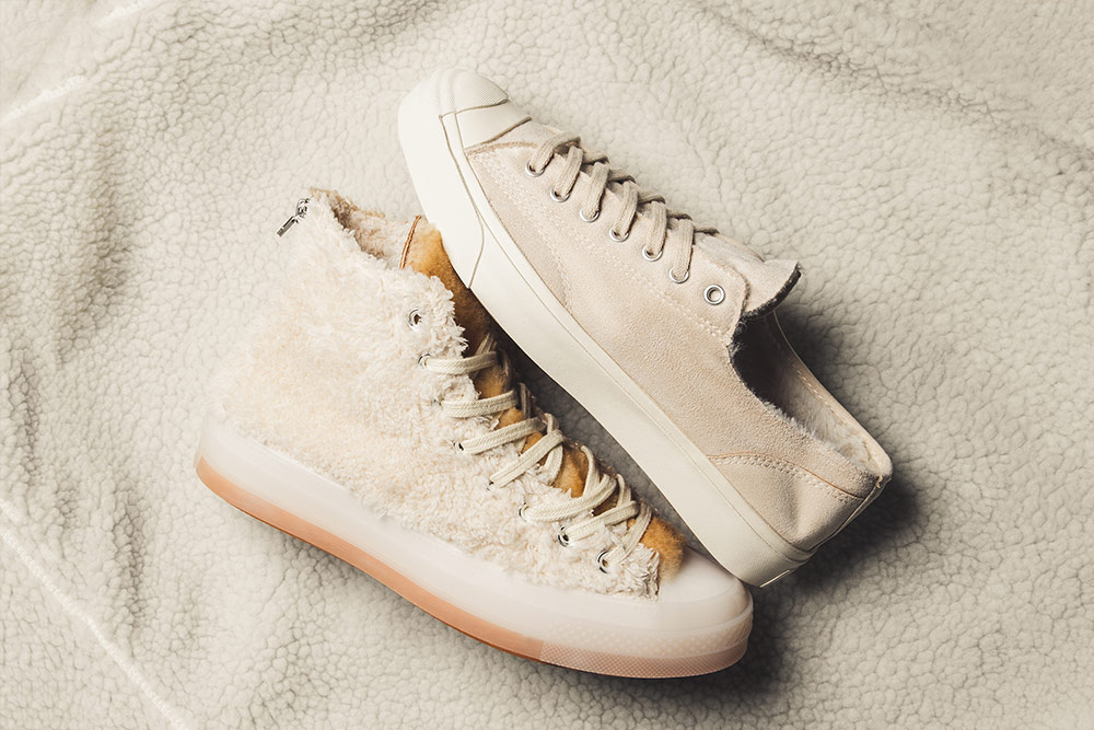 Converse x CLOT 'Ice Cold' | Now Available