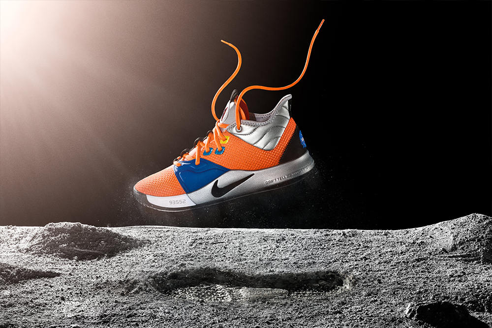 Nike PG3 'NASA' | Now Available