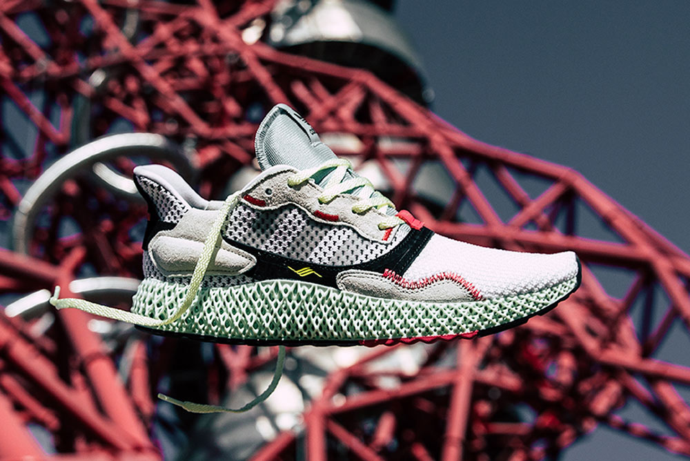 adidas Consortium ZX 4000 4D Futurecraft | RAFFLE NOW CLOSED