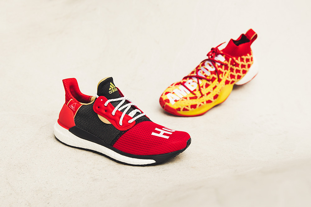 adidas Originals by Pharrell Williams CNY Pack | Now Available
