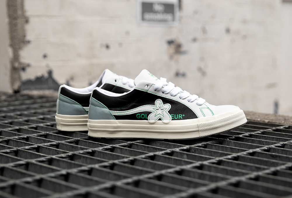 Converse x Golf Le Fleur One Star 'Industrial Pack' | Now ...