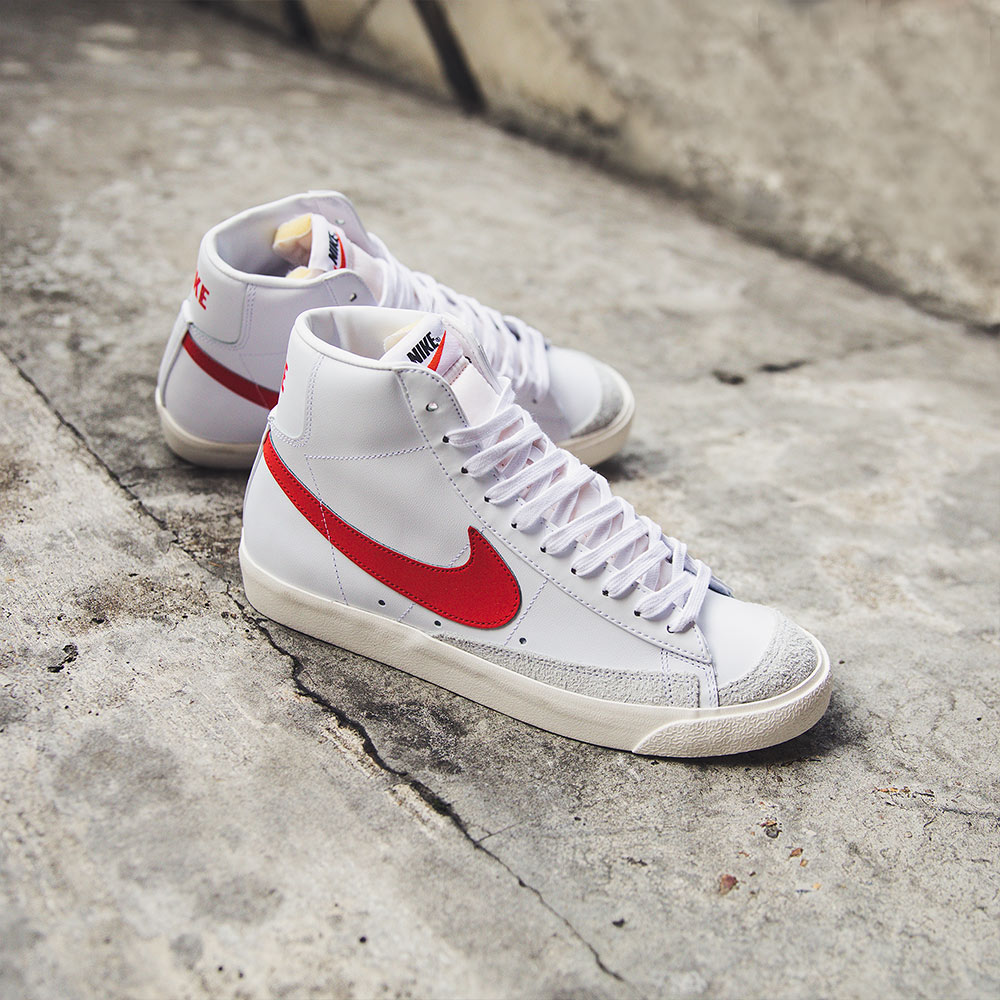 on sale 1f47d fafb5 Post navigation. Previous Post Previous post Nike Blazer Mid Vintage 77 Habanero  Red ...