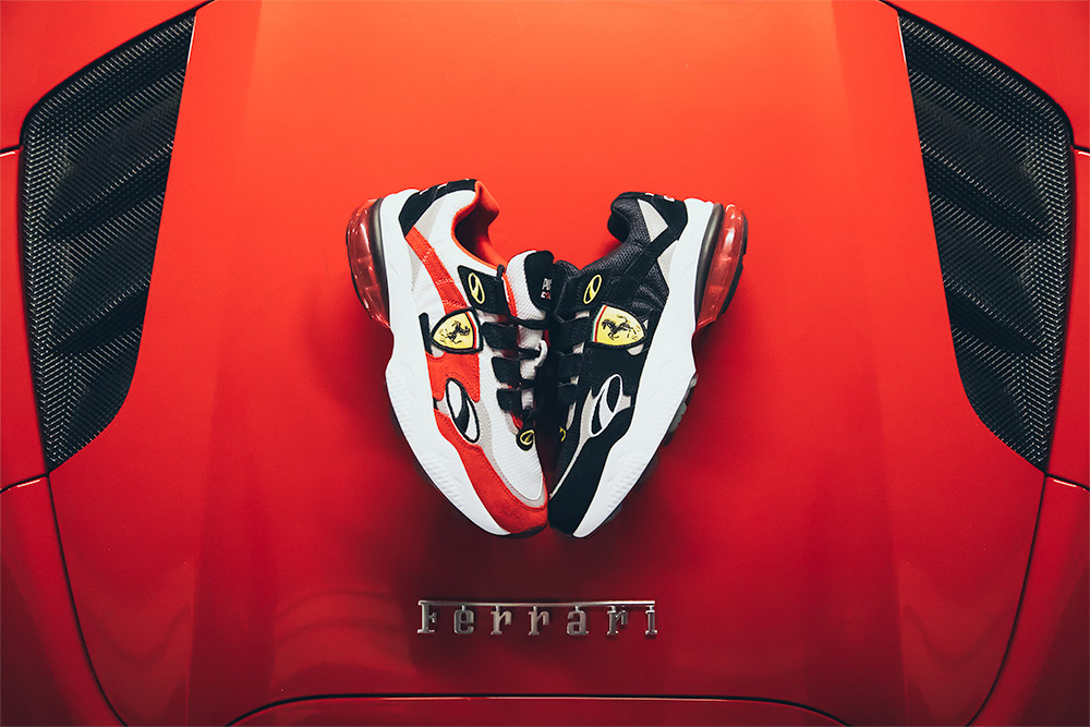 PUMA x Ferrari CELL Venom | Now Available