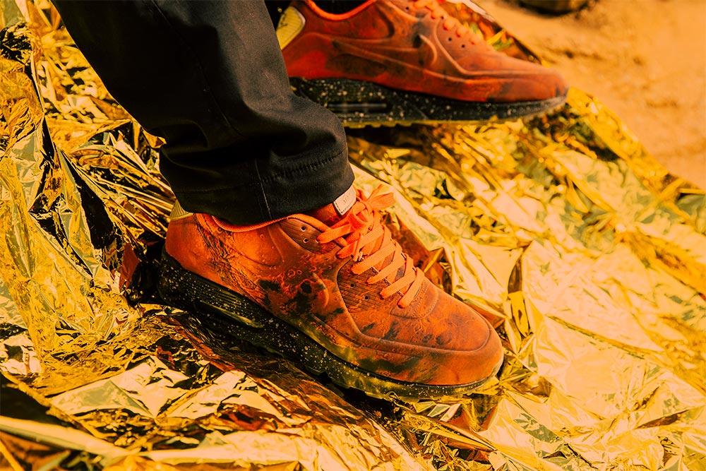 mars landing on feet - photo #48
