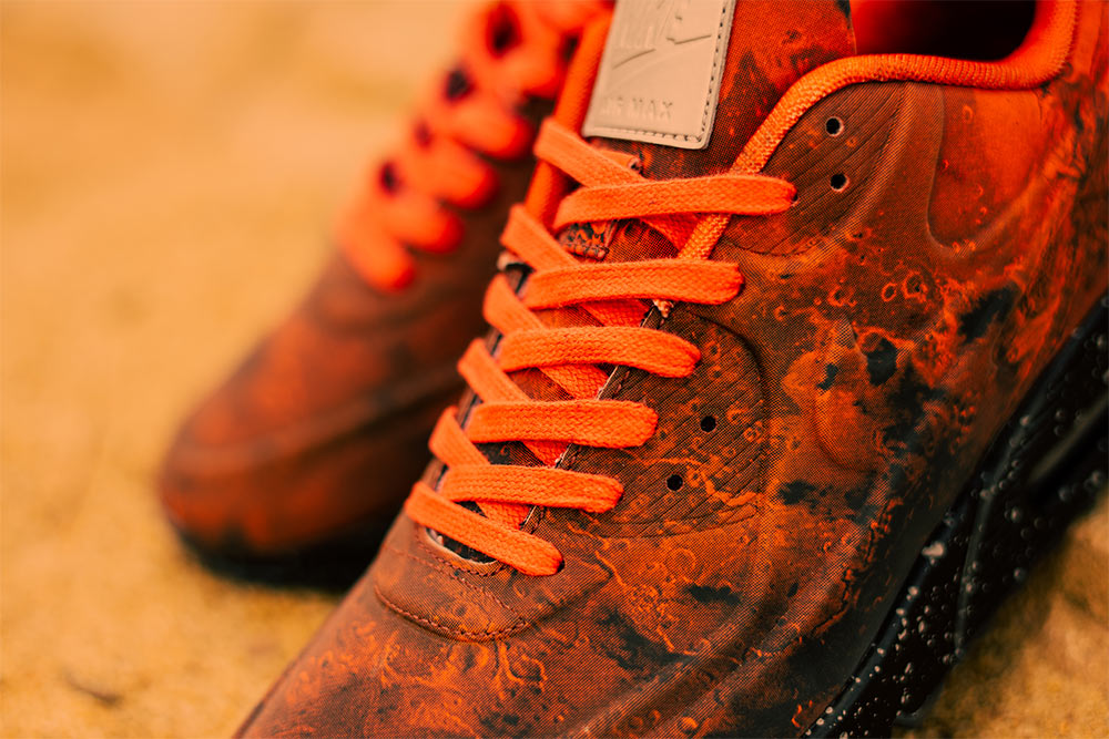 buy online 3fb7b 842a0 The Nike Air Max 90  Mars Landing  is now SOLD OUT.