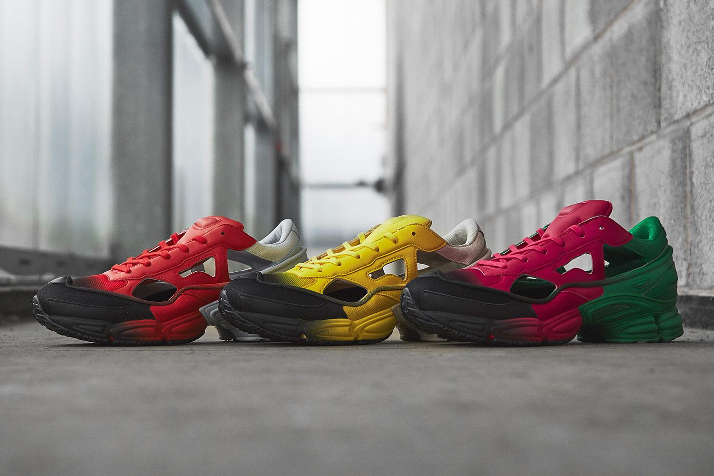 Adidas Hiking Schuhe : Adidas Originals RS Replicant Ozweego