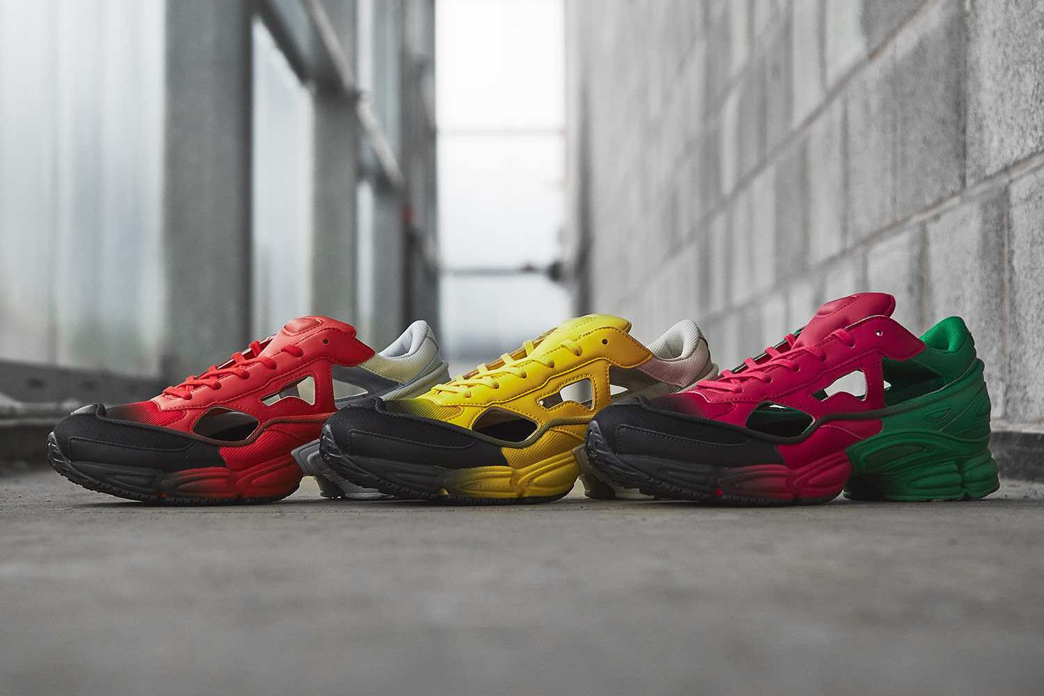 adidas Originals by Raf Simons Replicant Ozweego | Now Available