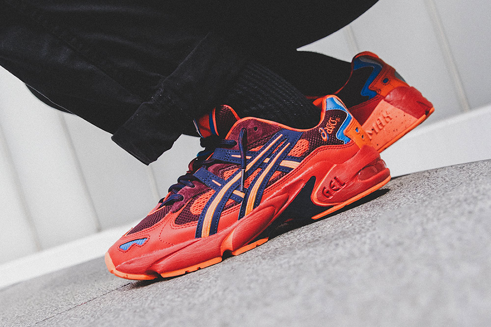 finest selection bd719 257a7 ASICS GEL-KAYANO 5 x Vivienne Westwood | Now Available ...