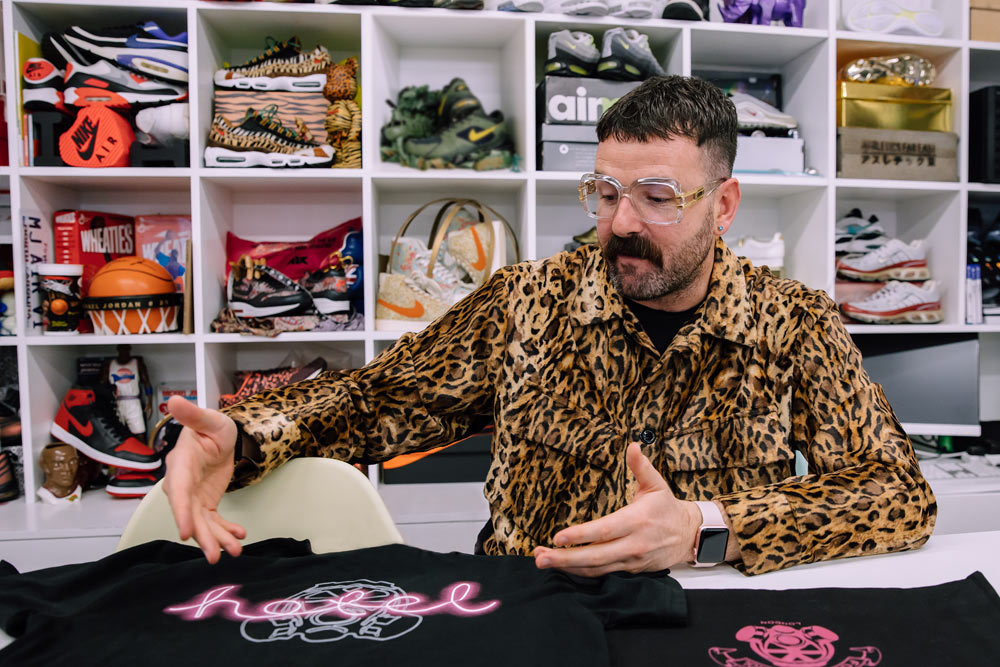 Footpatrol x Hotel Creative Communi-T | Interview with Mitch Crook