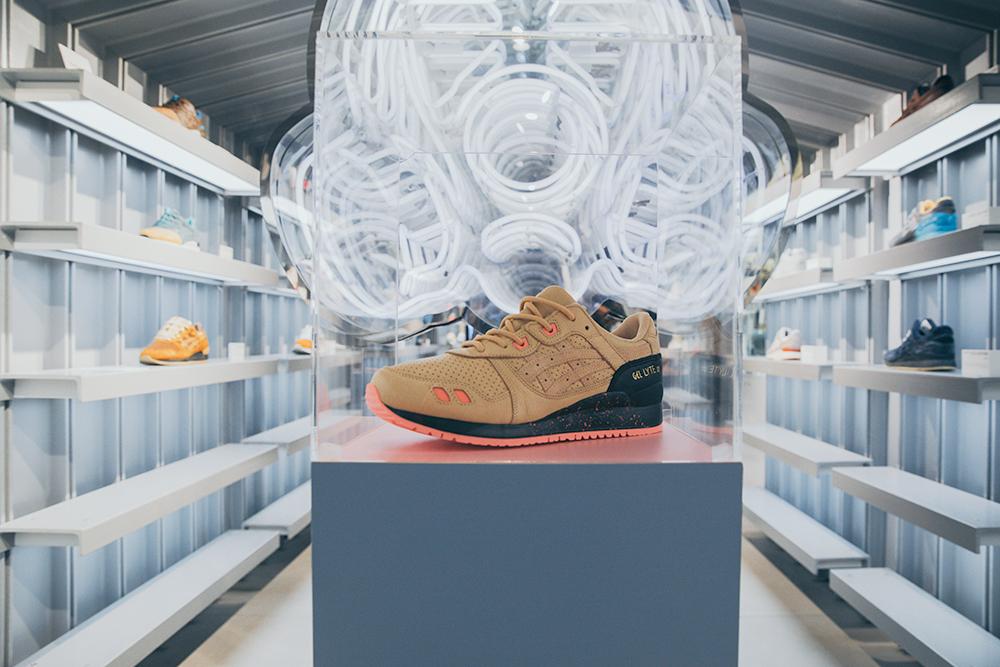 ASICS x Sneaker Freaker Gel Lyte III 'Tiger Snake'   Event Re-cap