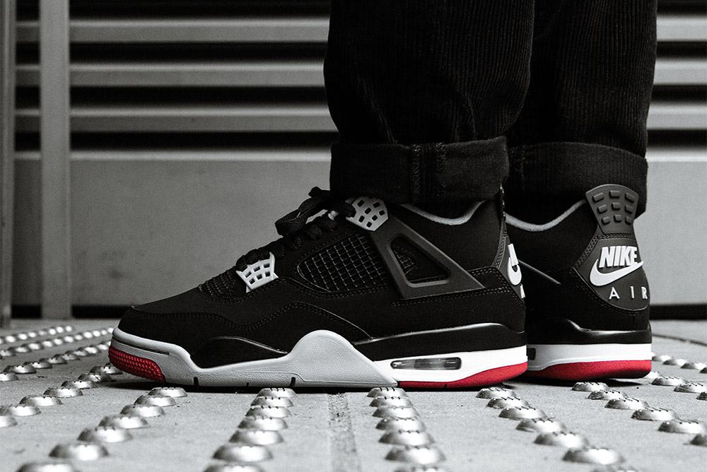 da34ae7a9cd Nike-AJ4-Retro-Bred-Blog-8 - Footpatrol Blog