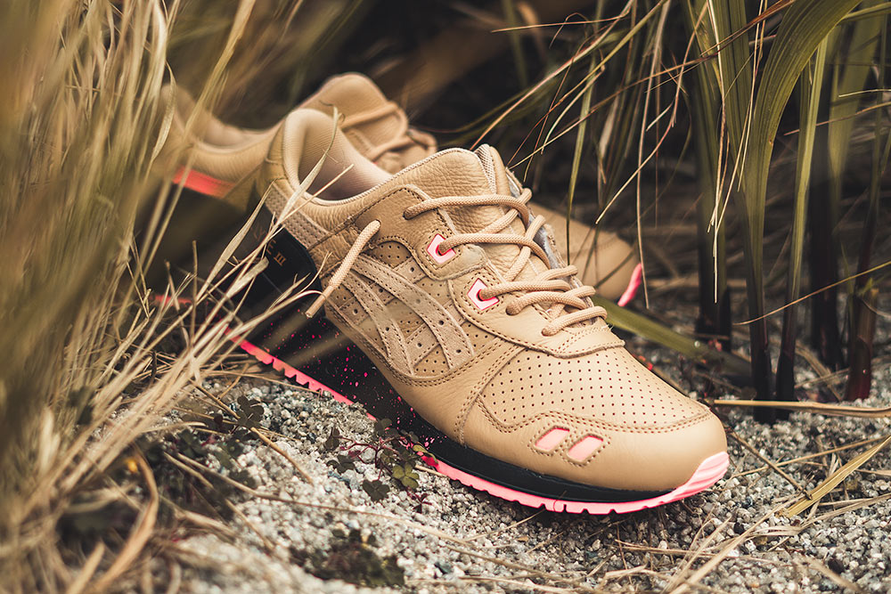 Sneaker Freaker x ASICS Gel Lyte lll 'Tiger Snake' | Now Available