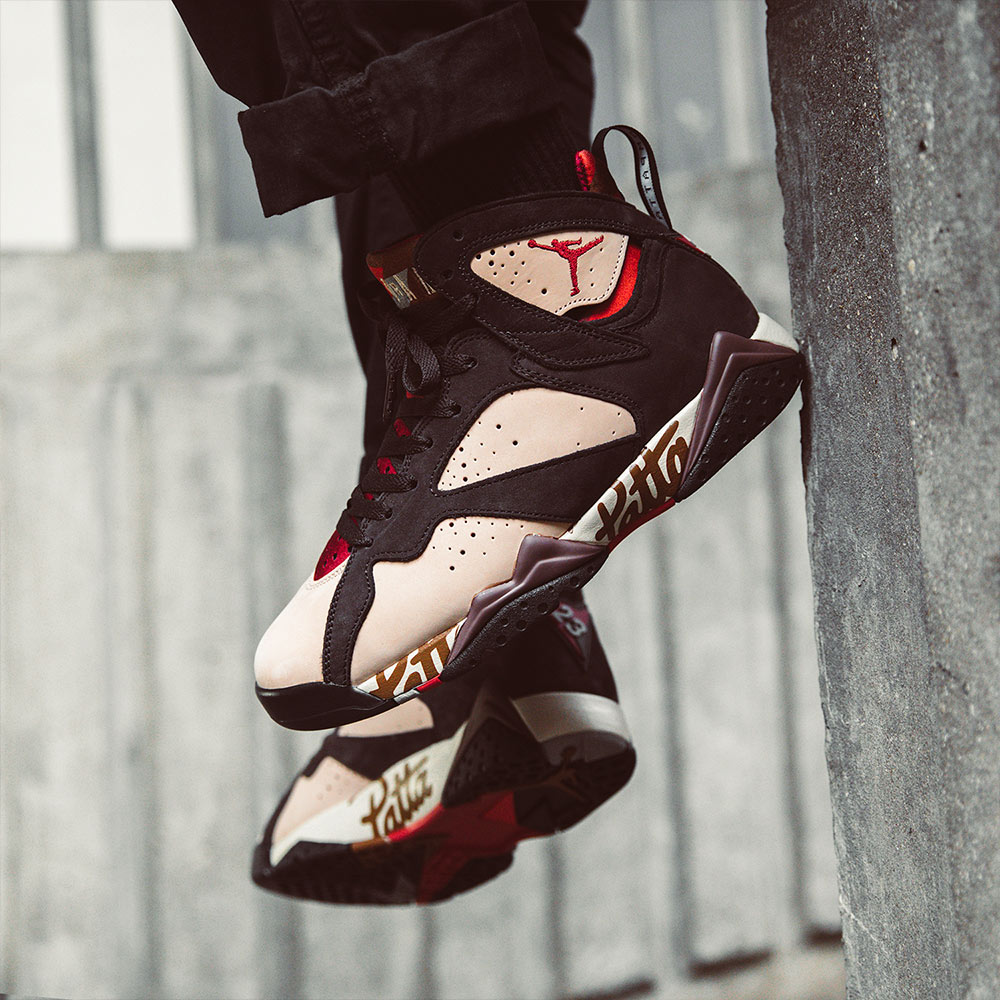 the latest 2e95e 41d10 Nike-AJ7-x-PATTA-Blog-4 - Footpatrol Blog