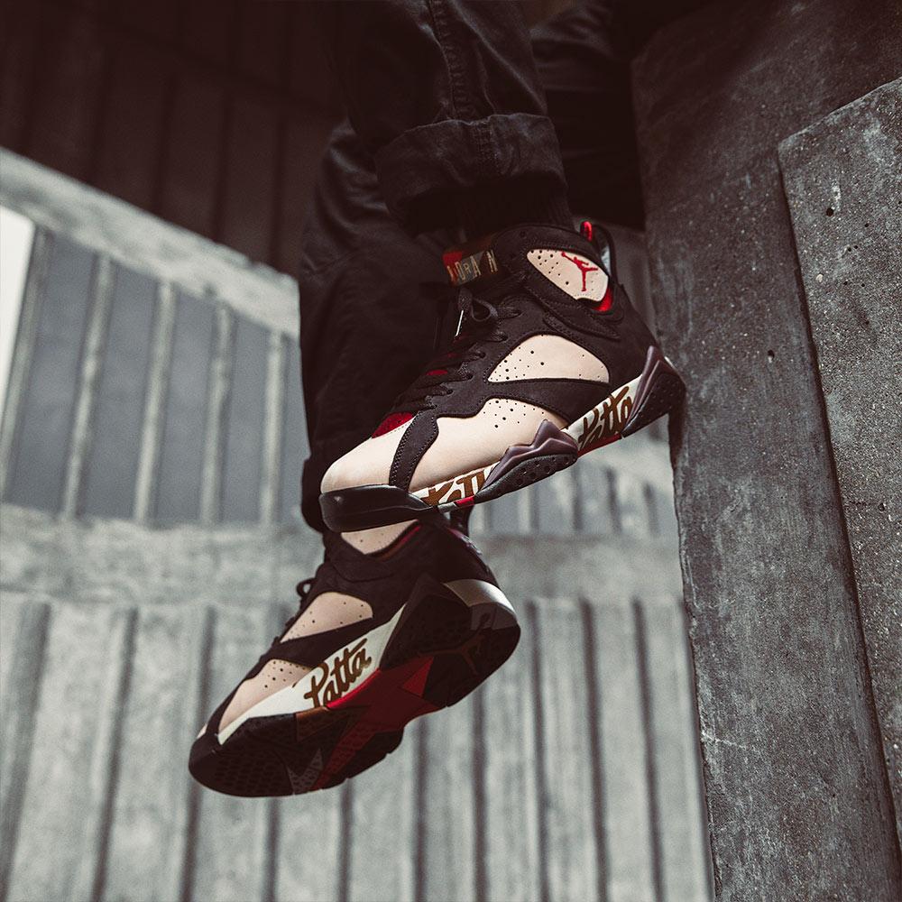separation shoes a6427 8b9e8 Nike-AJ7-x-PATTA-Blog-8 - Footpatrol Blog