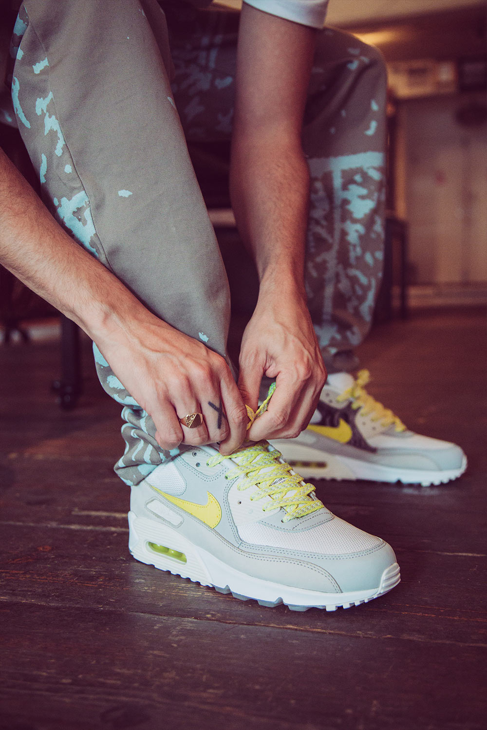 Nike Air Max QS 'Side A & Side B'   Launch Event
