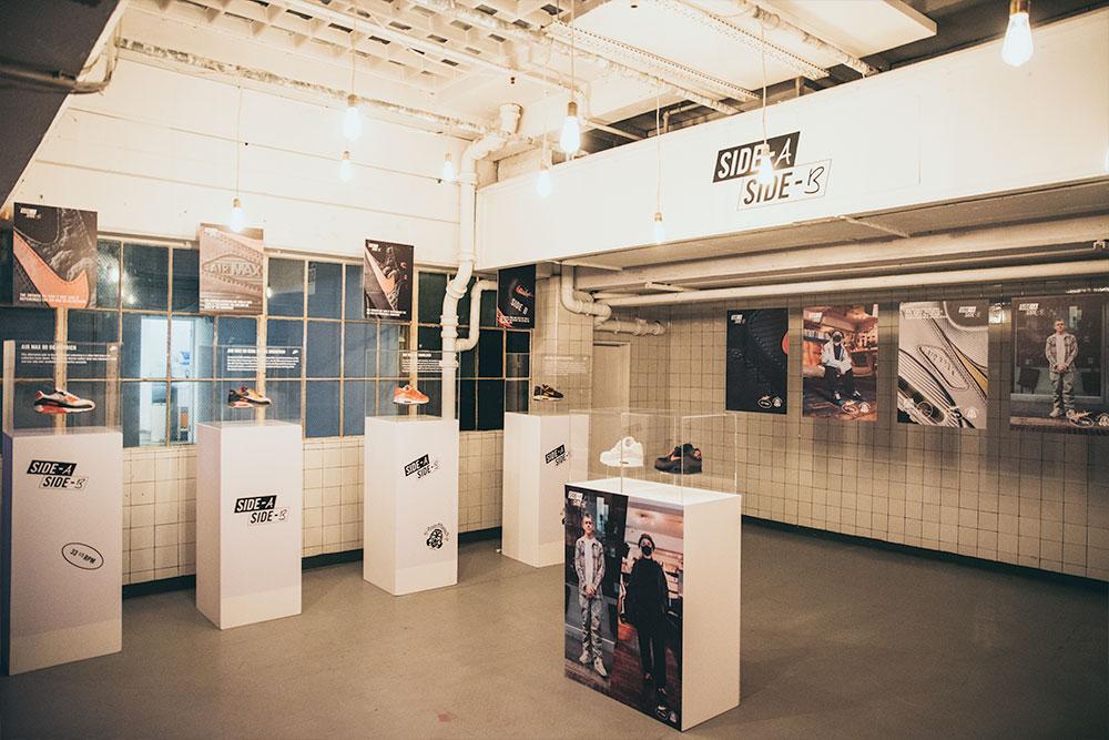Nike Air Max 90 QS 'Side A & Side B'   Event Recap