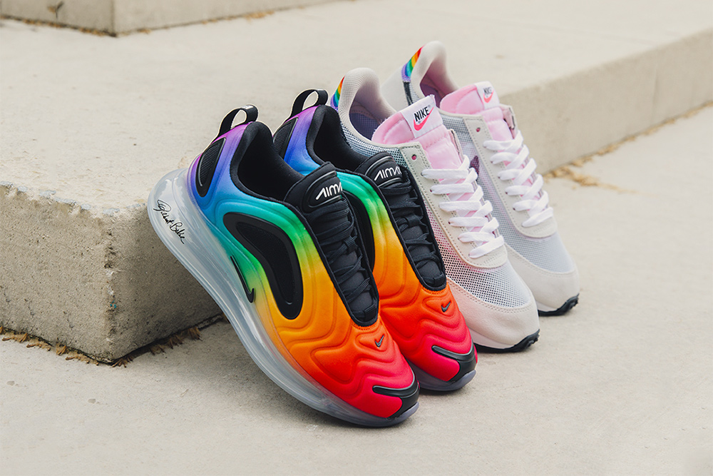 """Nike 2019 """"BETRUE"""" Collection   Now Available"""