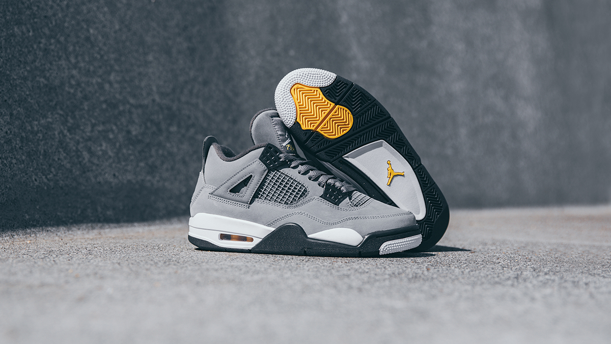 Air Jordan IV 'Cool Grey' | SOLD OUT