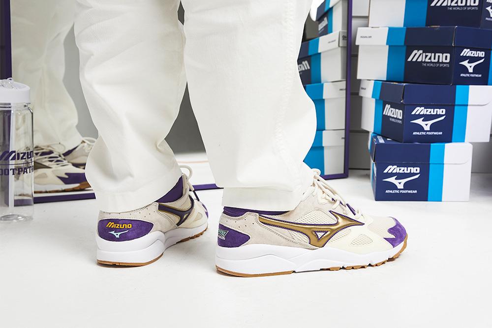 Footpatrol x Mizuno Skymedal OG | Now Available