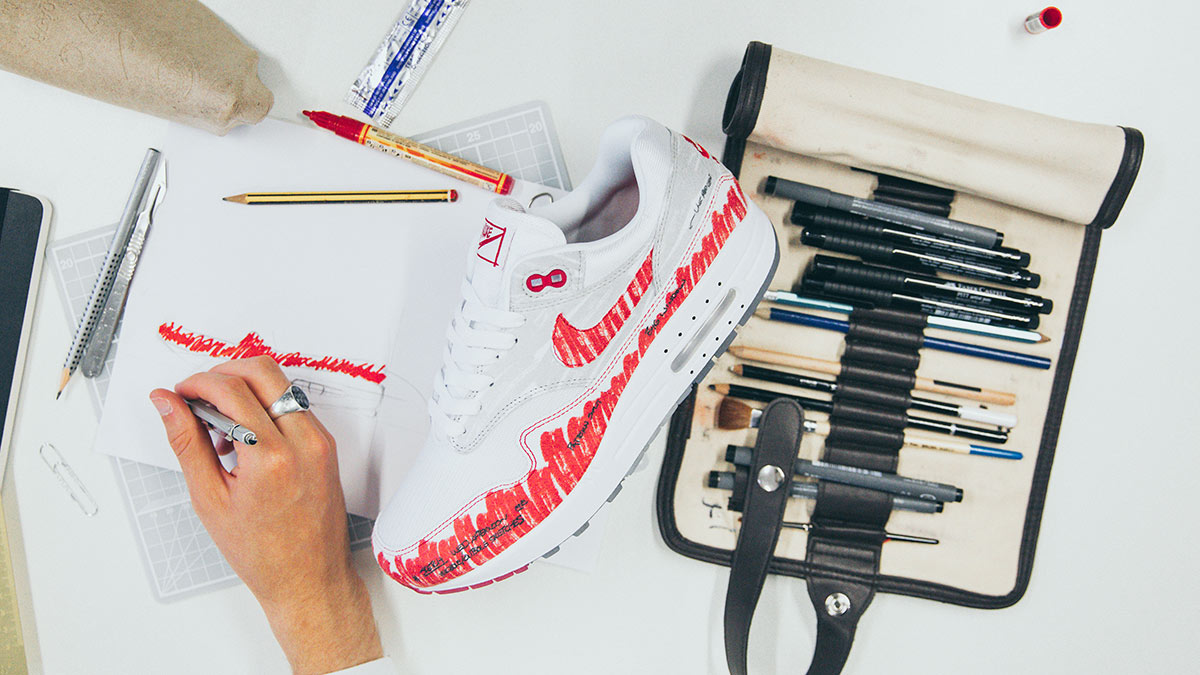 Nike Air Max 1 'Sketch to Shelf' | Now Available