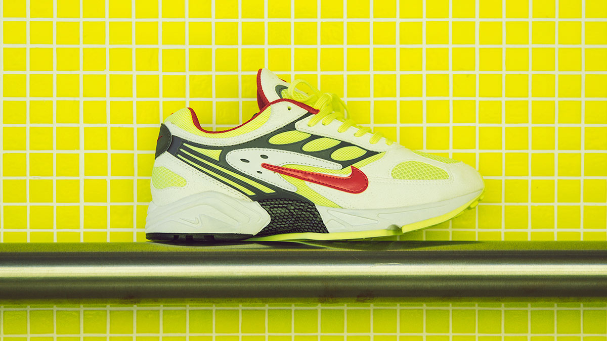 Nike Ghost Racer 'Neon Yellow / White' | Now Available