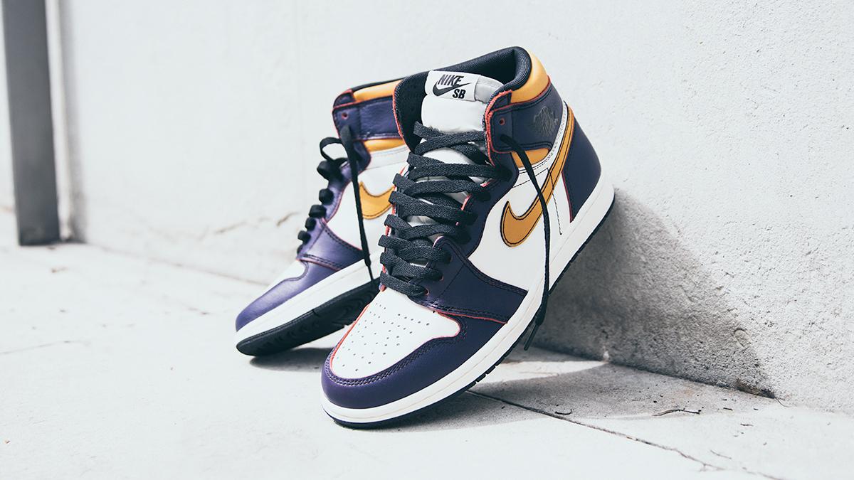 Nike SB x Air Jordan I High 'LA to
