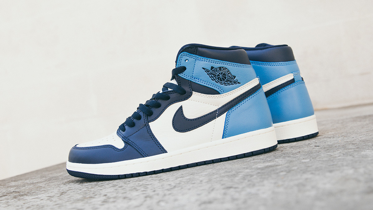 Air Jordan I OG High 'Obsidian/Sail' | Raffle closed