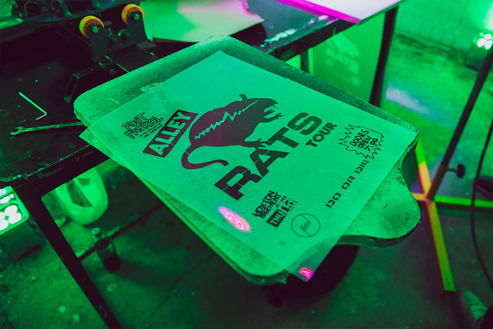 Footpatrol x Mr Phomer 'Alley Rats' | Event Recap