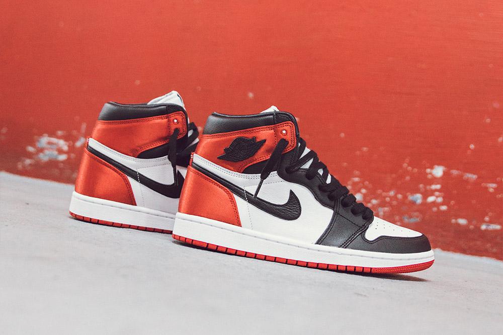 WMNS Air Jordan I High 'Black Toe' | SOLD OUT - Footpatrol Blog