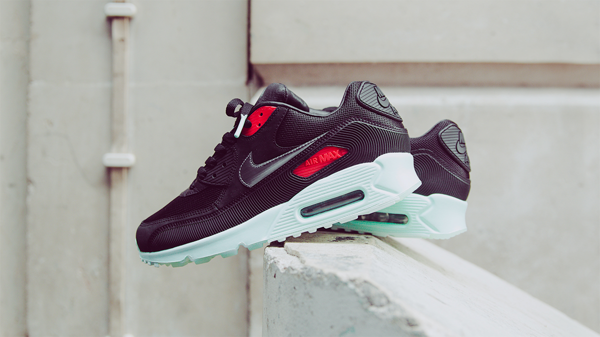 Nike Air Max 90 PRM 'Vinyl' | Now Available