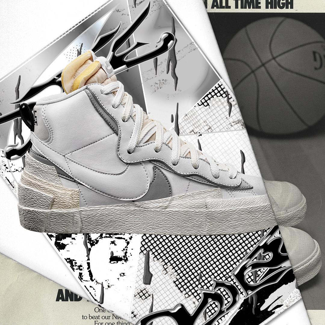 Nike x sacai Blazer   Raffle Closed