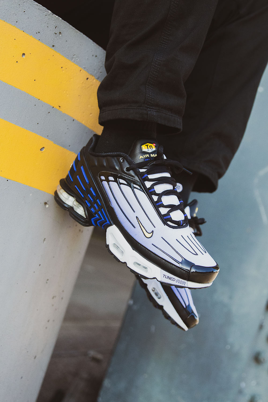 Nike Air Max Plus Iii Blue Speed Available Now Footpatrol Blog