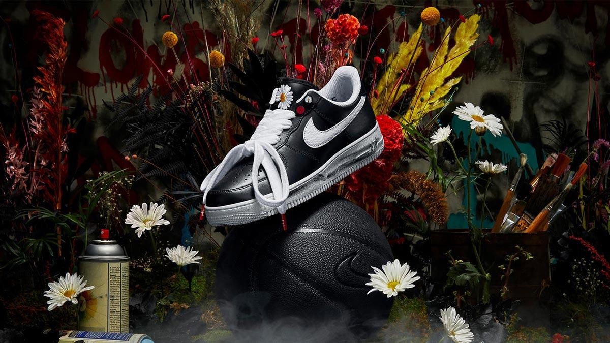 Nike x PEACEMINUSONE Air Force 1 'Para?noise' | Raffle Closed
