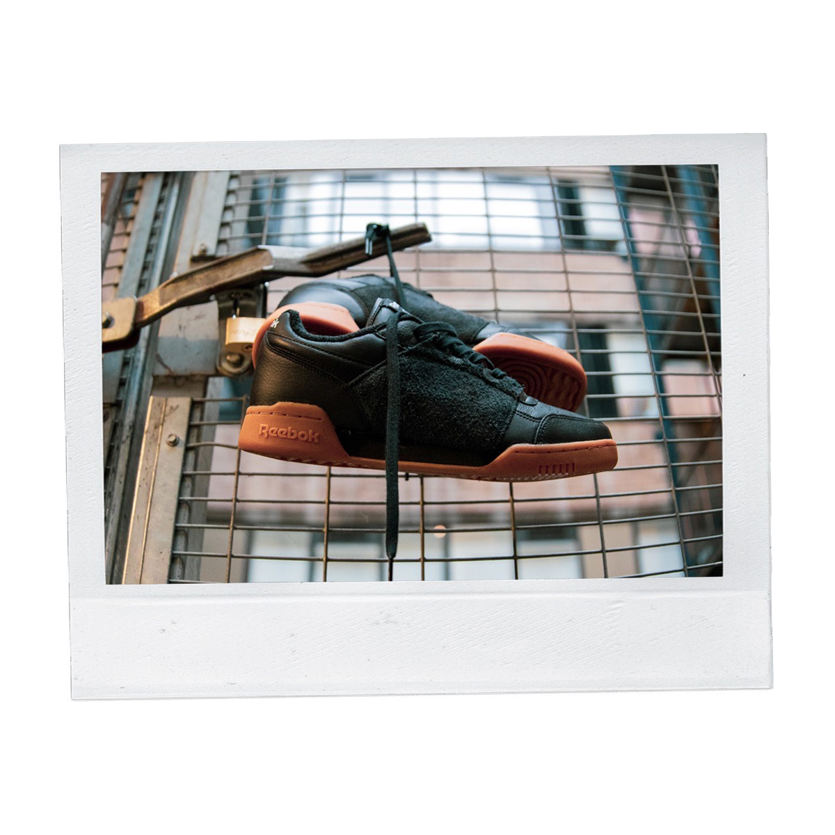 Nepenthes NY x Reebok Workout Plus | Available Now!