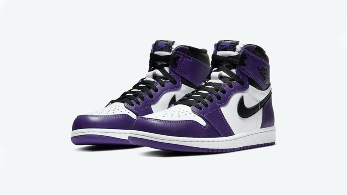 air jordan 1 court purple raffle