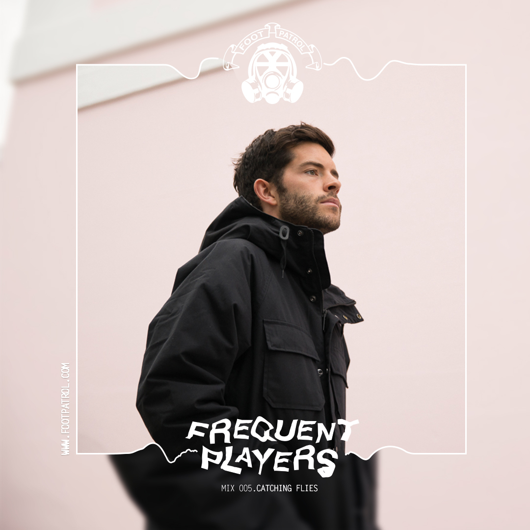 Frequent Players Guest Mix 005 | Catching Flies